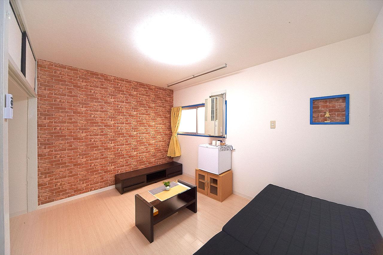 カシノキハウス 2F3号室